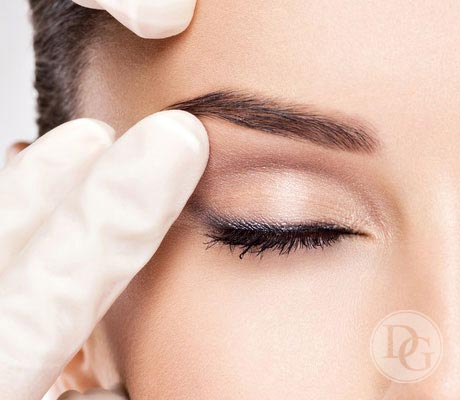 PERMANENT MAKE-UP - Augenbrauen